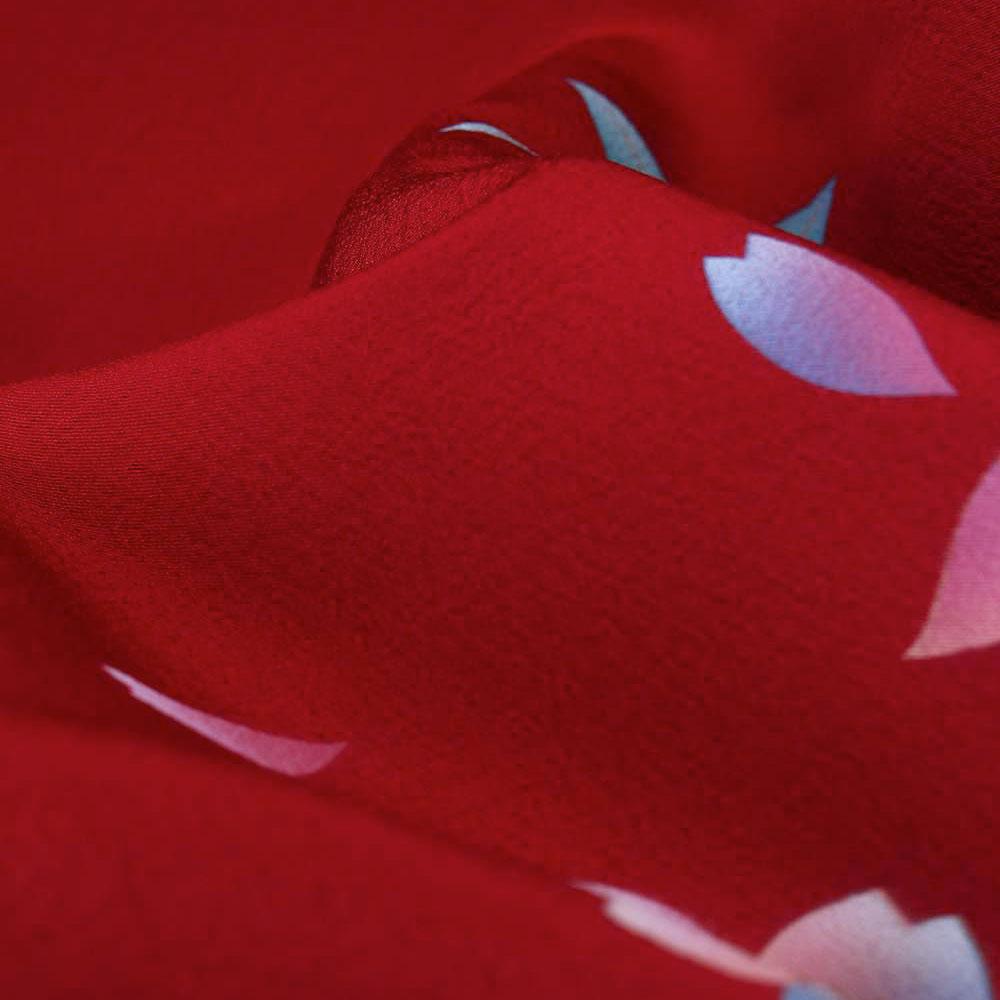 |送料無料|【レンタル】【成人式】 [安心の長期間レンタル]【対応身長155cm〜170cm】【正絹】レンタル振袖フルセット-115|花柄|レトロ|