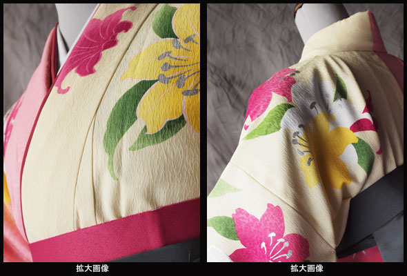  送料無料 卒業式レンタル袴フルセット-988