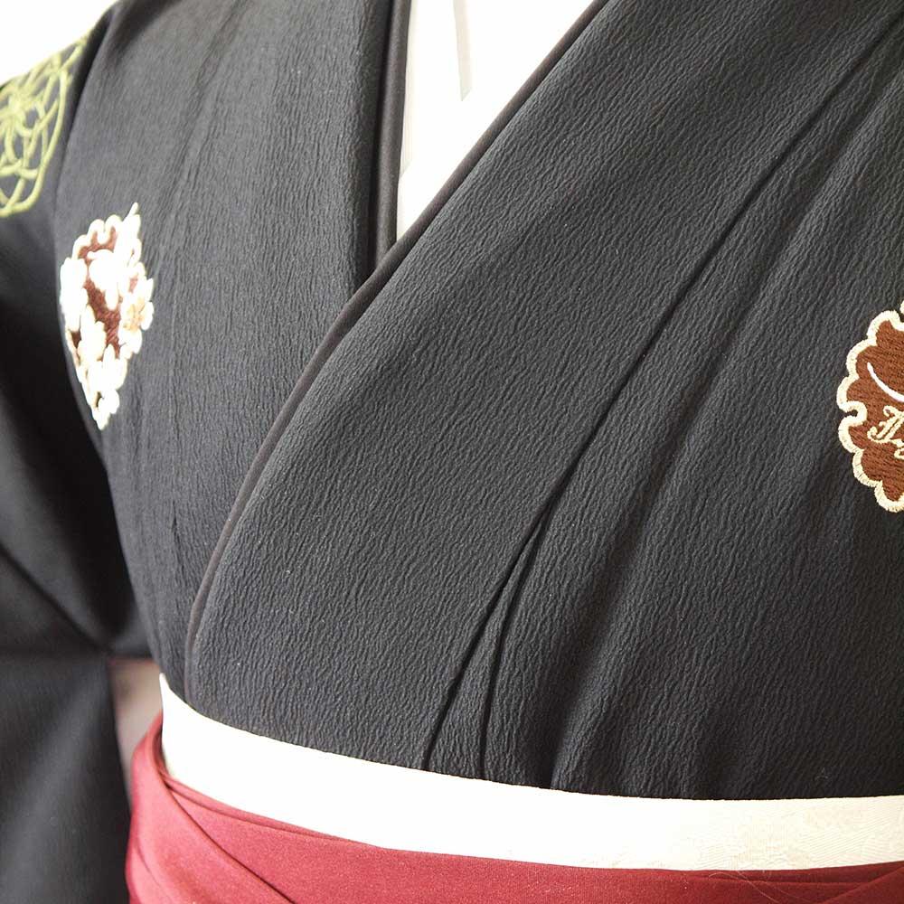 |送料無料|卒業式レンタル袴フルセット-1056