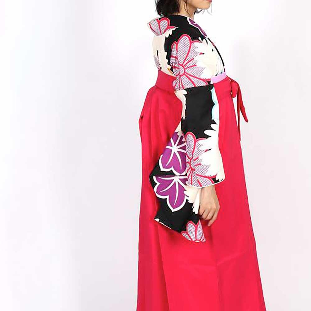 |送料無料|卒業式レンタル袴フルセット-1510往復送料無料卒業式袴レンタル女袴セット卒業式袴セット
