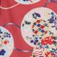 【成人式】 [安心の長期間レンタル]【対応身長150cm〜165cm】レンタル振袖フルセット-899 花柄 レトロ ポップキュート ピンク系 総柄