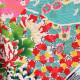 【成人式】 [安心の長期間レンタル]【対応身長155cm〜170cm】レンタル振袖フルセット-901花柄 レトロ クール系 ポップキュート 水色系 ピンク系 緑系 総柄