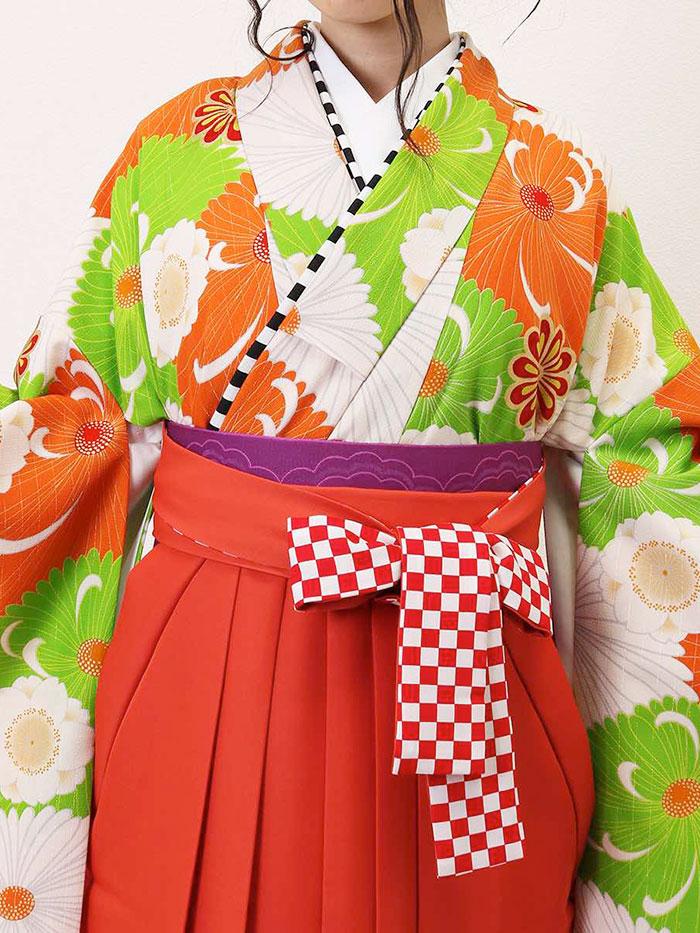 |送料無料|卒業式レンタル袴フルセット-1317
