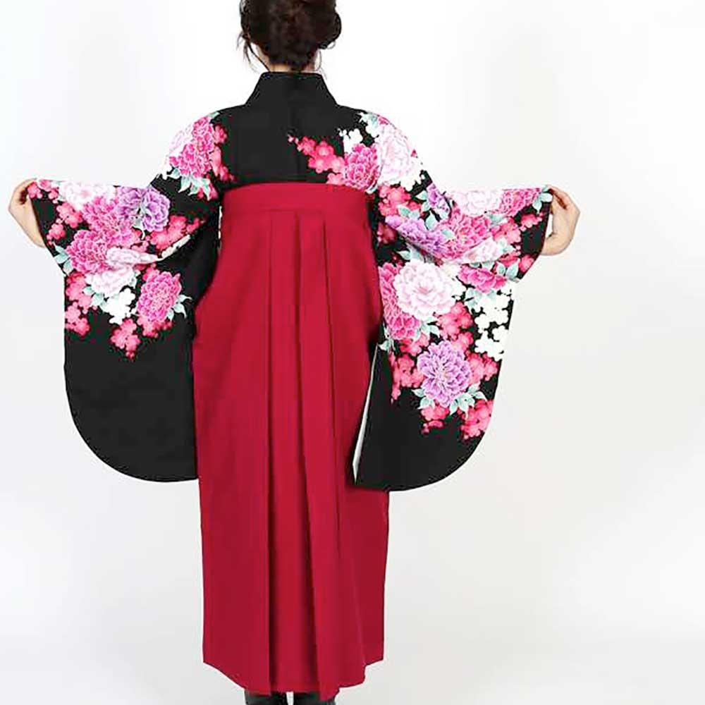 【h】|送料無料|卒業式レンタル袴フルセット-899往復送料無料卒業式袴レンタル女袴セット卒業式袴セット