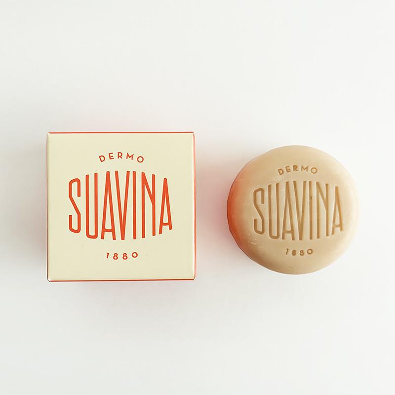 [新入荷]SUAVINA Natural soap 60ml スアビナ ナチュラルソープ 60ml