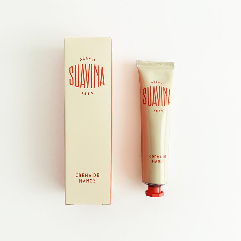 [新入荷]SUAVINA Hand cream 40ml スアビナ ハンドクリーム 40ml