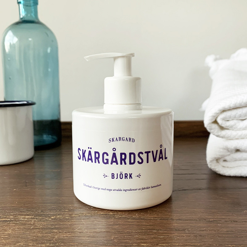SKARGARD Liquid soap 300ml スカルガード リキッドソープ