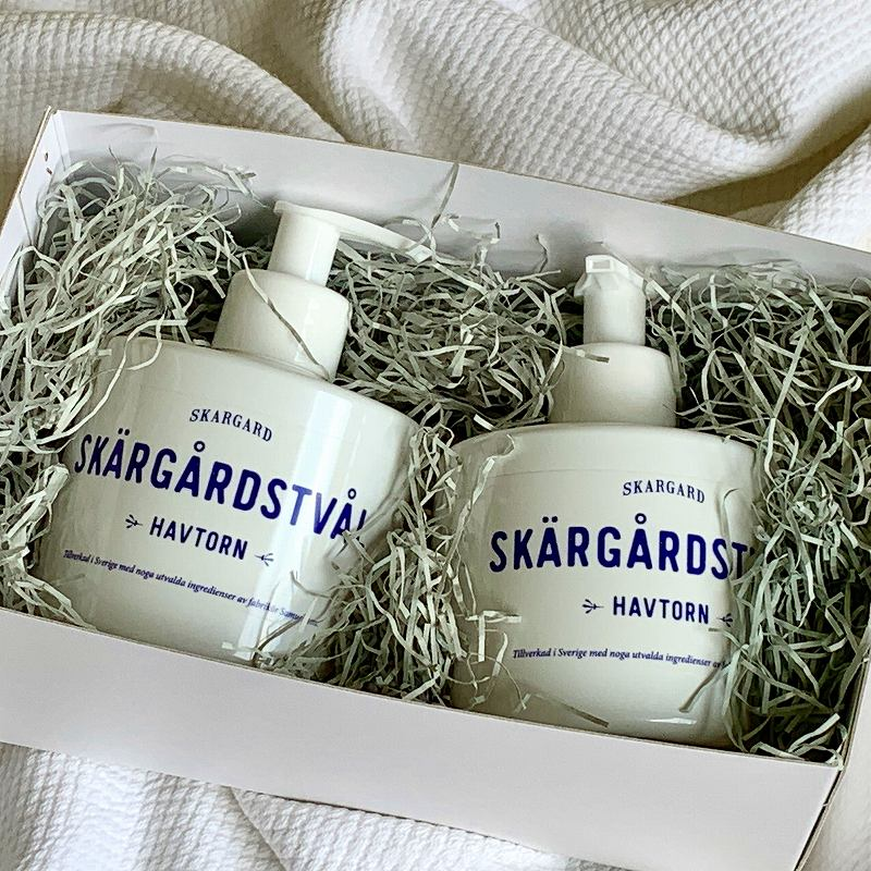 【Gift set】SKARGARD スカルガード リキッドソープ ギフトセット