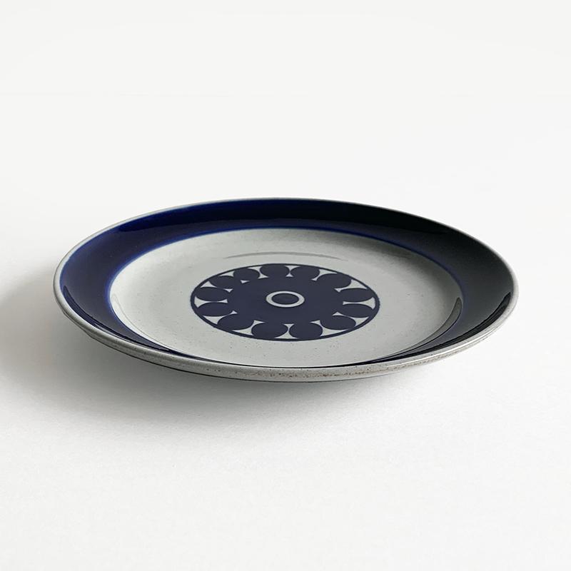 Lisa Larson × Nishiyama Familj 'rund' plate リサ・ラーソン × 西山陶器 ファミリ 'ルンド' 平皿