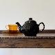 Price&Kensington Teapot black プライス&ケンジントン ティーポット ブラック 2カップ/ストレーナー付
