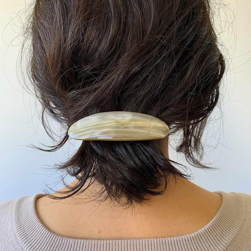 9533 KOST KAMM Hairclip 8cm コストカム ヘアクリップ 8cm