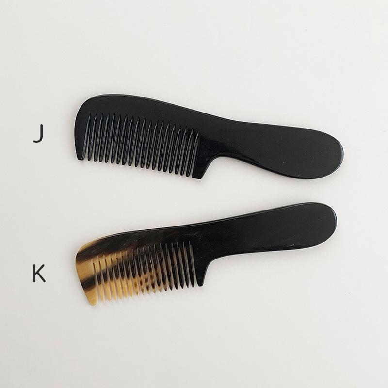 60H KOST KAMM Comb with handle 17.5cm コストカム  ハンドルコーム 17.5cm