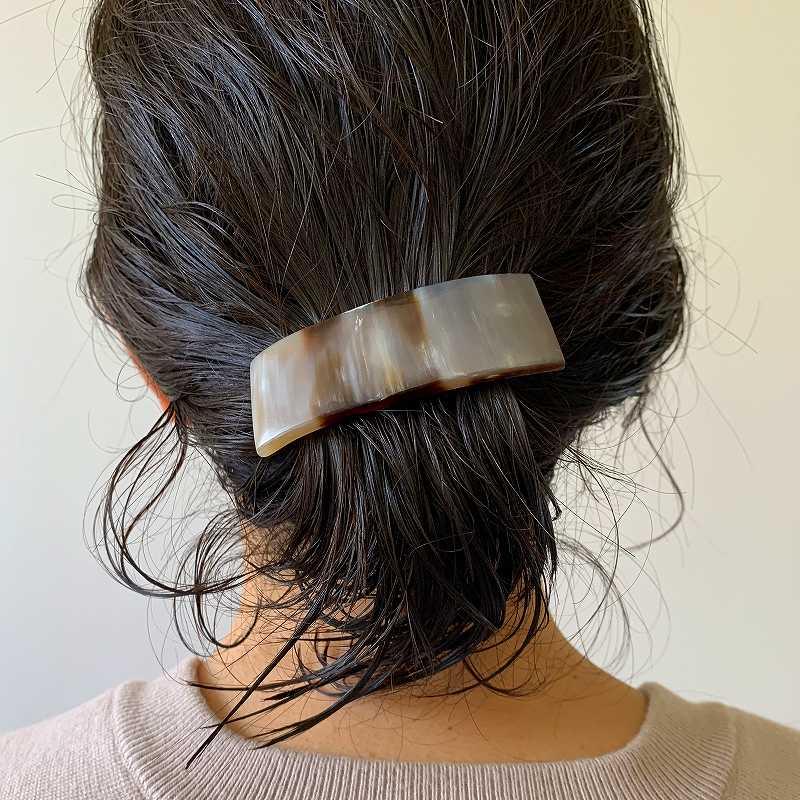 9534 KOST KAMM Hairclip 6cm コストカム ヘアクリップ 6cm