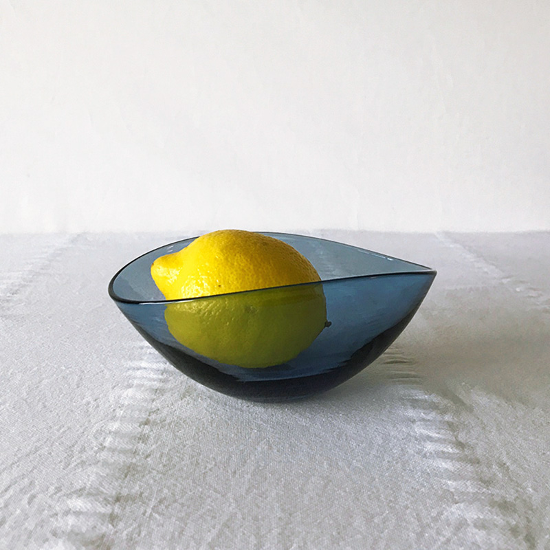 STUDIO PREPA Lotus glass bowl S スタジオ プレパ ロータス ガラスボウル S
