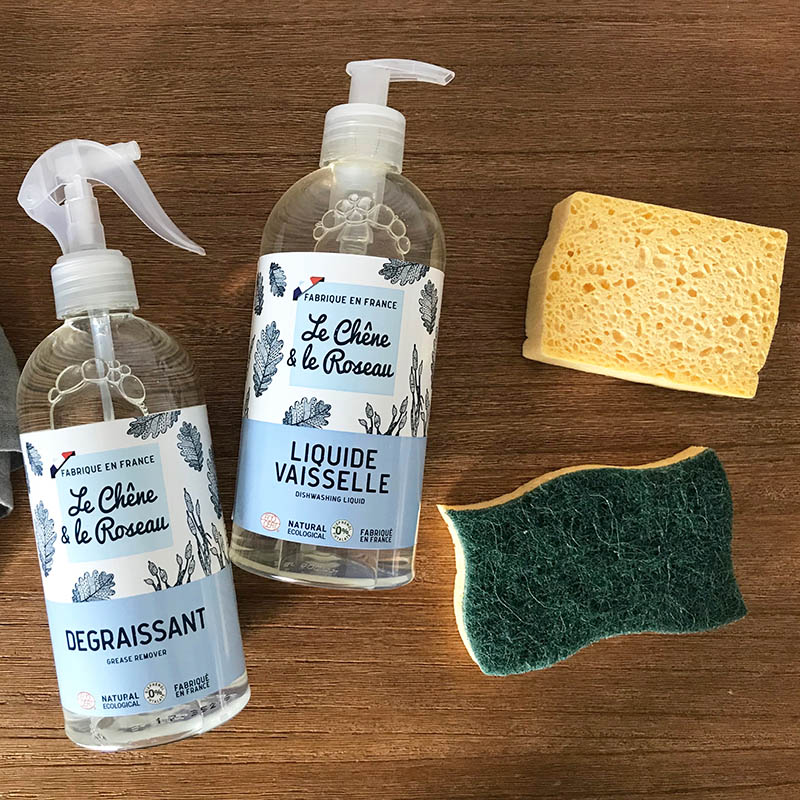Le Chene & Le Roseau Grease remover ル・シェンヌ・エ・ル・ロゾー グリースリムーバー 500ML