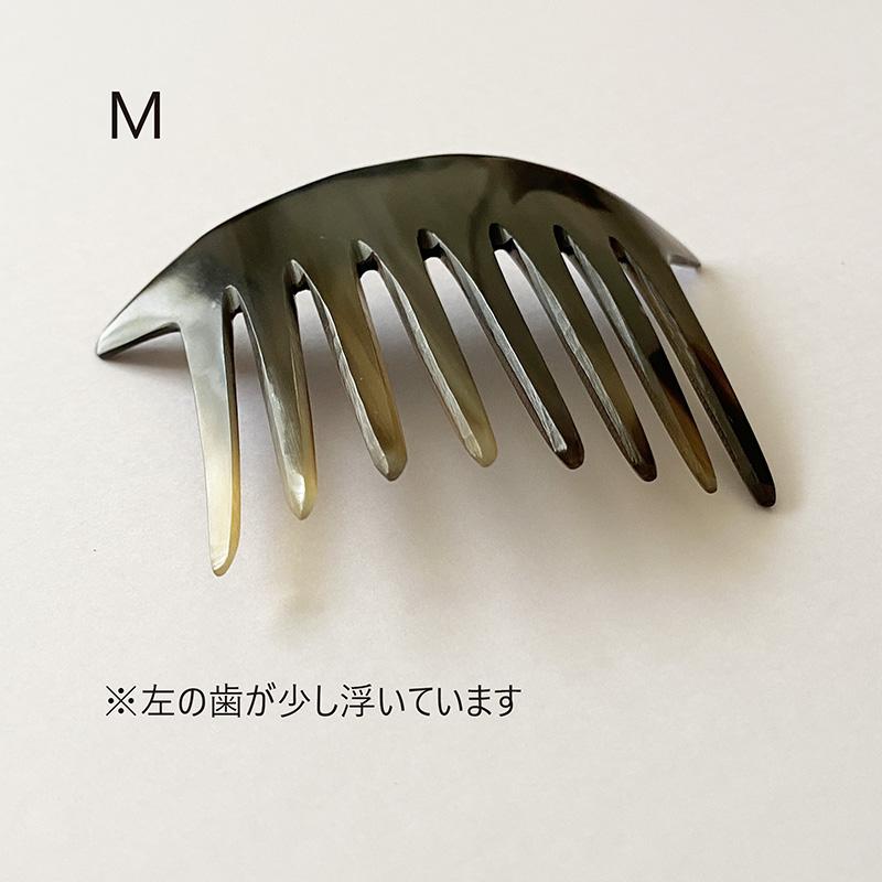 9434 KOST KAMM Decorative comb 12×8cm 8-teeth コストカム ヘアコーム 8ティース