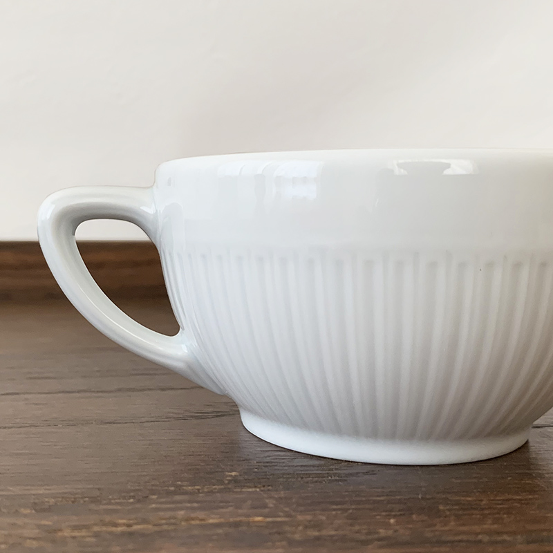 G.D.A. Limoges coffee cup and saucer ジェーデーアー リモージュ コーヒーカップ&ソーサー