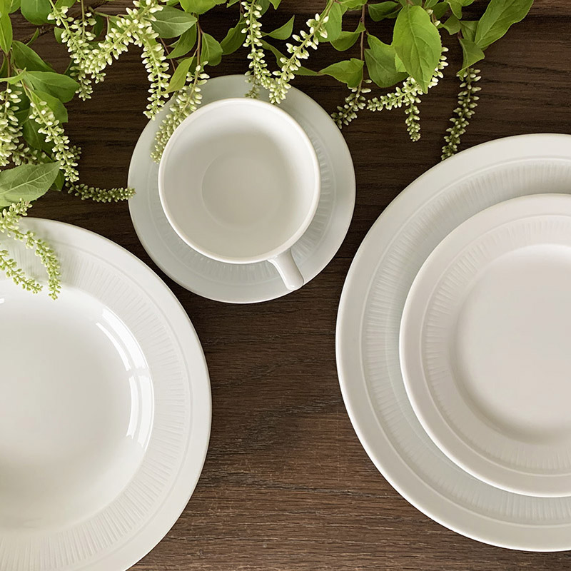 G.D.A. Limoges dinner plate ジェーデーアー リモージュ ディナープレート 平皿