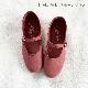 【SALE】LA CADENA 'JAPONESA' One strap shoes ラ カデナ キャンバス ワンストラップシューズ
