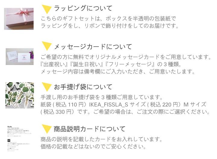 【ギフト特典】 ElodieDetailsの人気スタイのボックスセット / 2