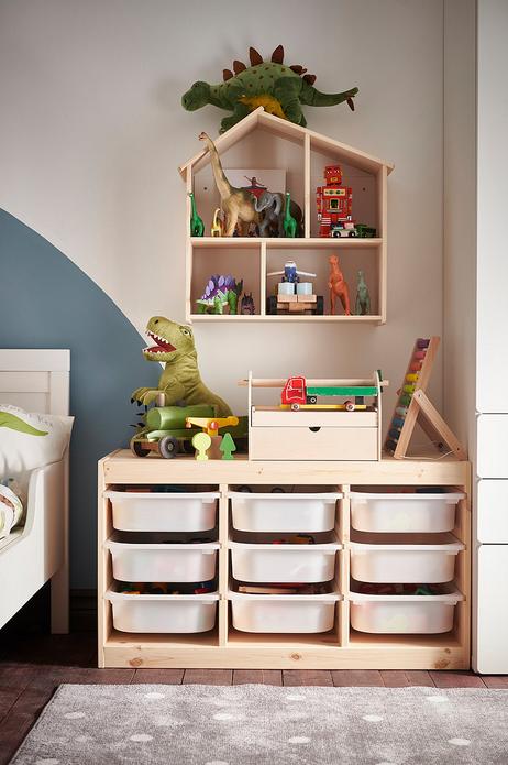 IKEA //ステゴサウルスのソフトトイ_M