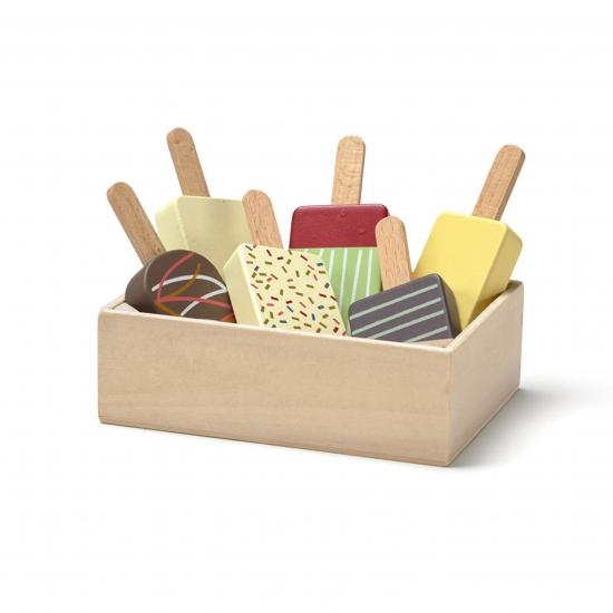 kids concept //木製おもちゃのアイスキャンディーバー