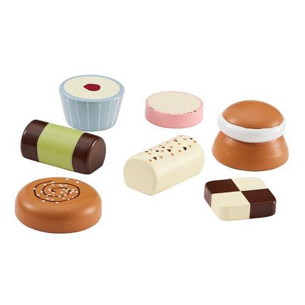 kids concept //木製おもちゃのフィーカクッキーセット