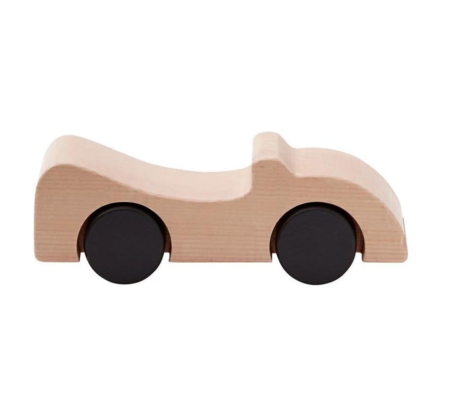 kids concept //木製おもちゃのクルマ(wood)