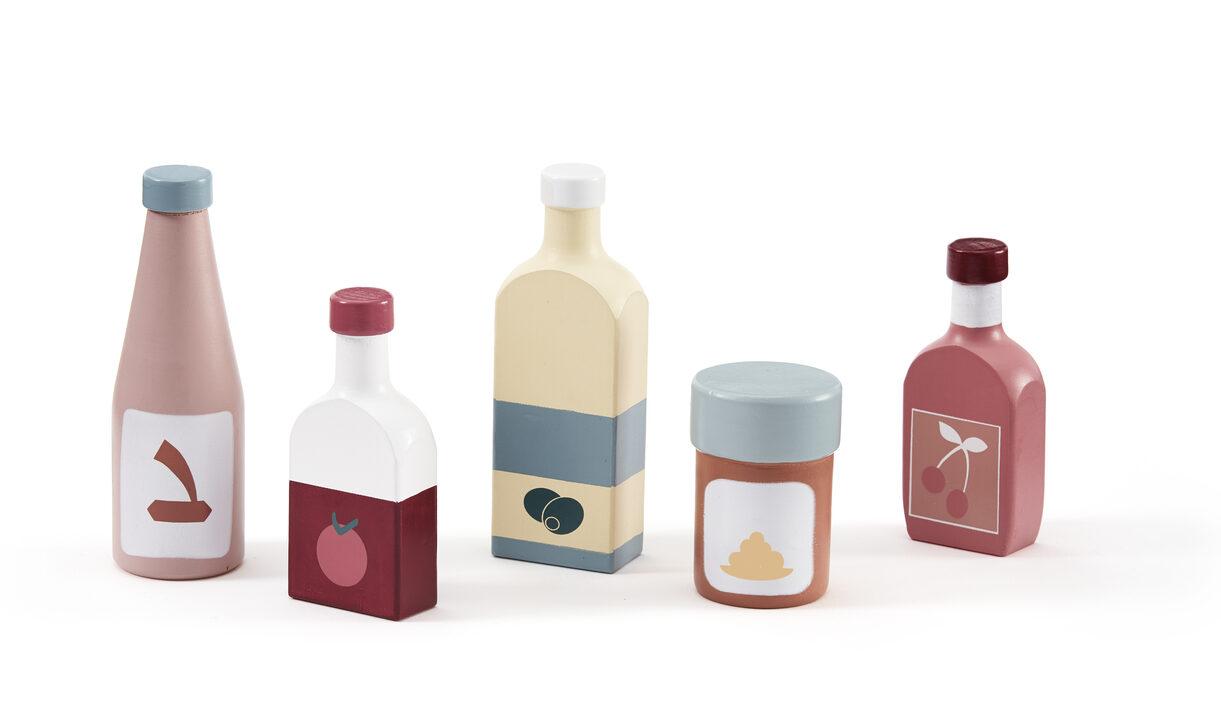 kid's concept//ボトル 5セット