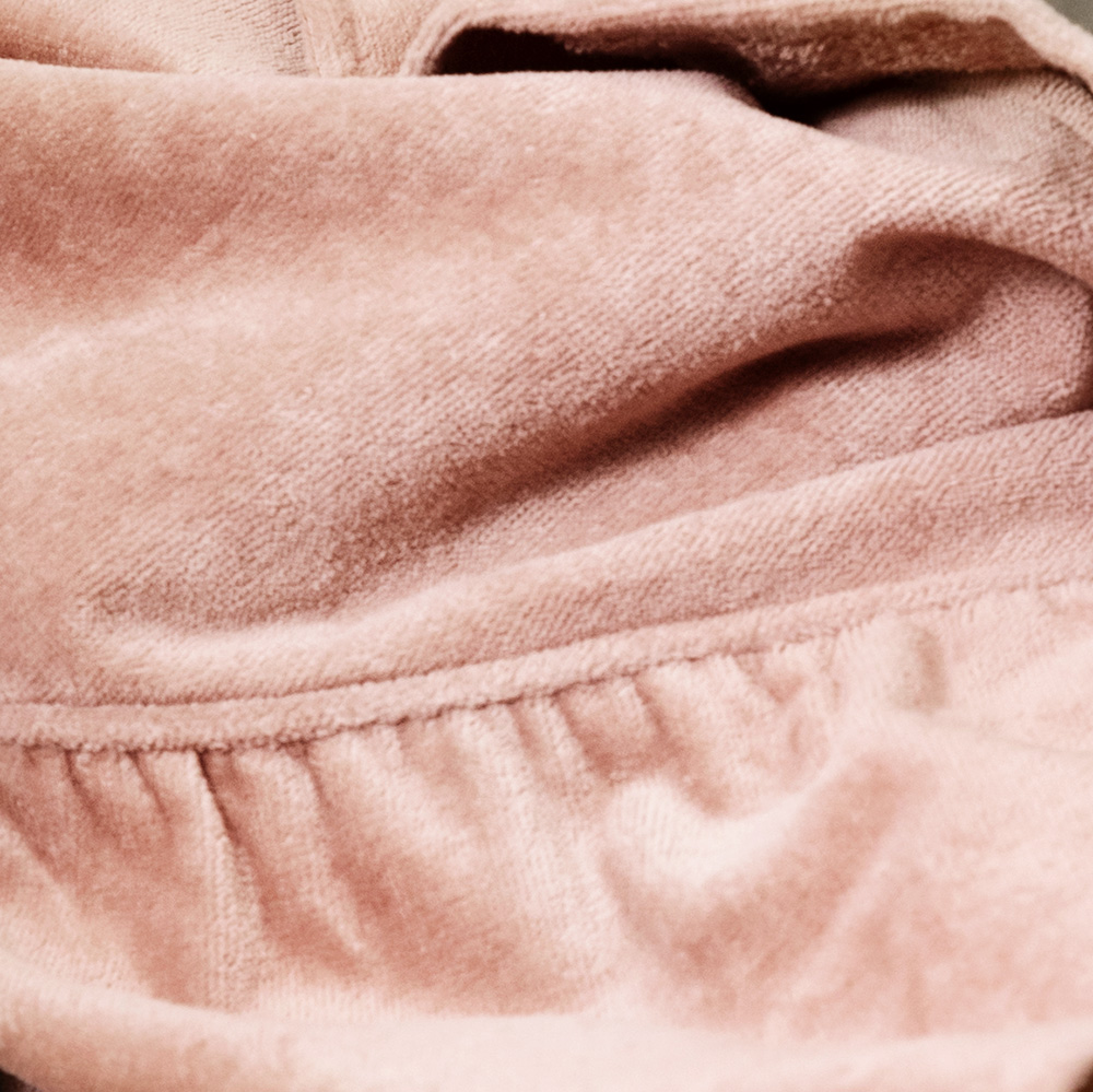 Elodie Details / タオルブランケット (Faded Rose)