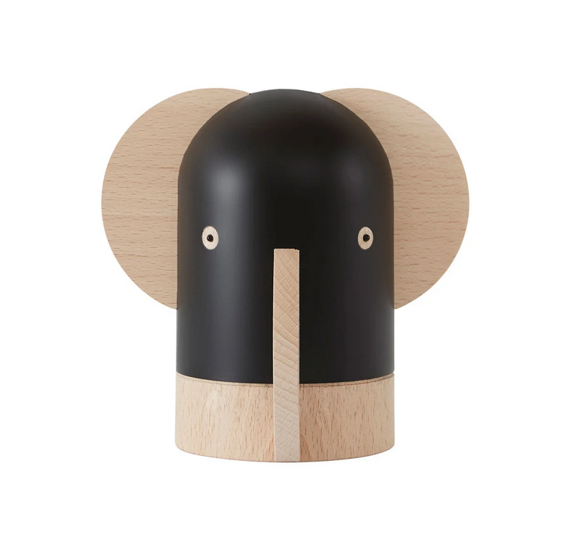 oyoy// 木製のマニーバンク(エレファント)