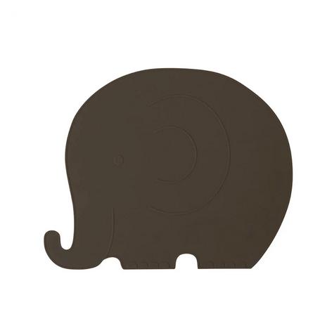 oyoy// シリコンマット (elephant_choco)