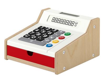 IKEA //DUKTIG おもちゃレジ