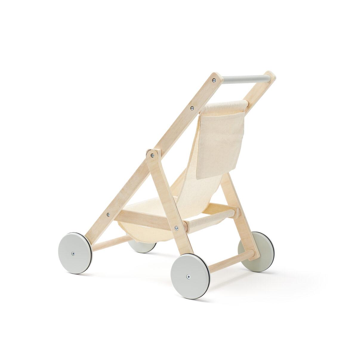 kids concept //木製おもちゃのストローラー