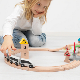 IKEA //LILLABO リラブー/列車 レール付き 45点セット