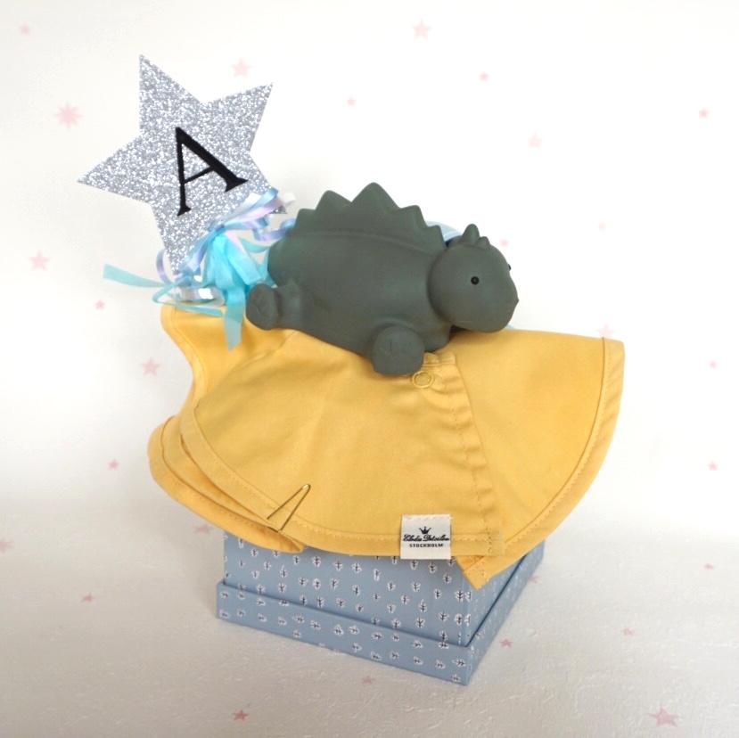 【ギフト特典】 liewoodバストイとEDスタイのおむつケーキ /1