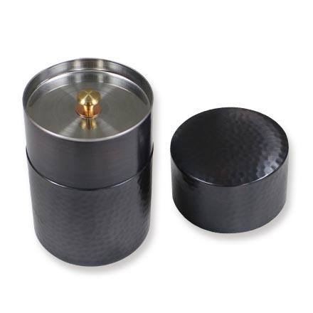 茶筒 純銅製