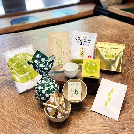 鹿児島新茶セット