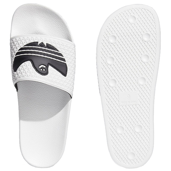 アディダス シュムーフォイル サンダル マーク・ゴンザレス FY6848 シャワーサンダル adidas ホワイト