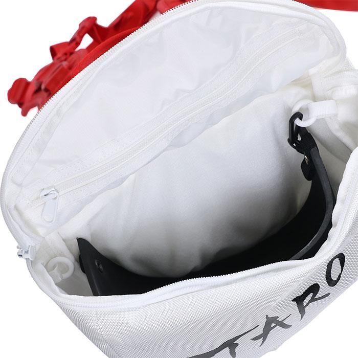 ニューエラ ラックサック 35L 岡本太郎 コラボ 鯉のぼり ホワイト バックパック かばん 12674050