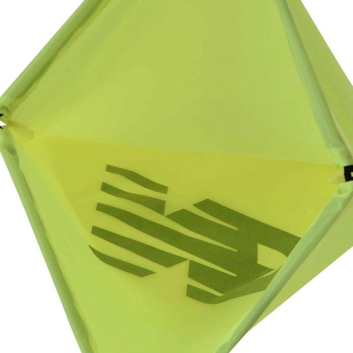 ニューバランス シューズケース ロゴ シューズバッグ JABP0618 BK ハイライト