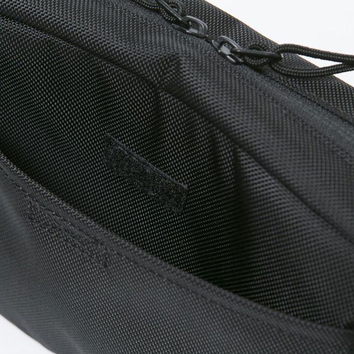ニューエラ ショルダーポーチ ラージ 2L 斜めがけバッグ メンズ レディース ブラック 12325635