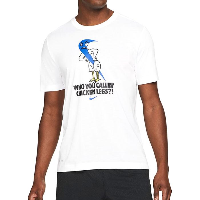 ナイキ トレーニングTシャツ メンズ Tシャツ 半袖 グラフィック スポーツウェア NIKE DA1797 100