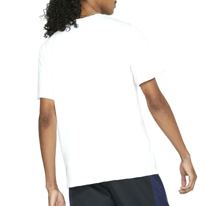 ナイキ トレーニングTシャツ メンズ Tシャツ 半袖 スウッシュ 12 MONTH NIKE DB6471 100