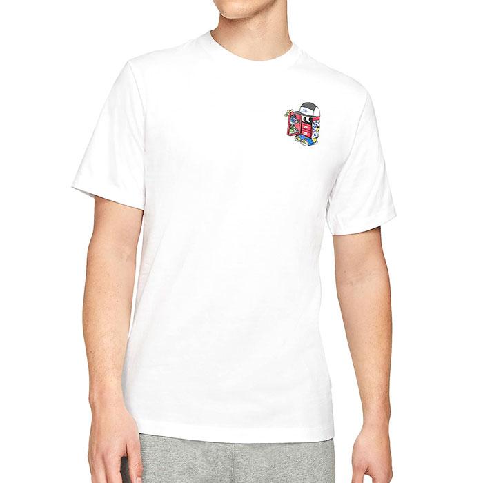 ナイキ メンズ シューボックス Tシャツ スポーツウェア トレーニングTシャツ 半袖 NIKE DD1261 100