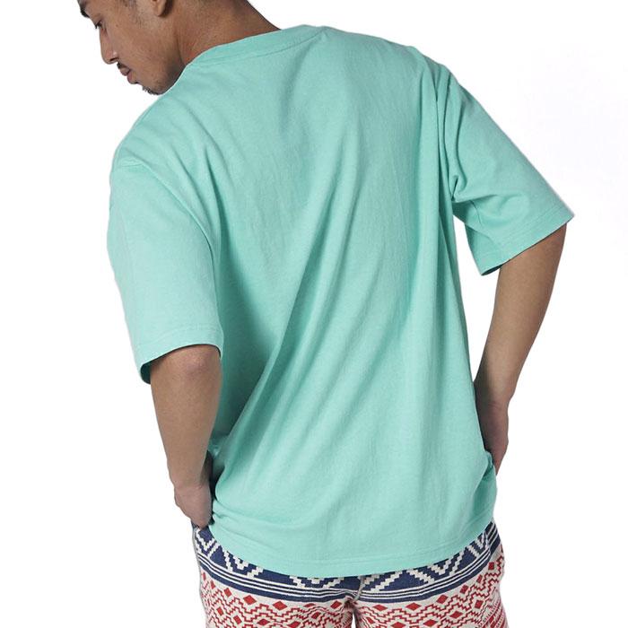 OP Tシャツ メンズ プリントT ボックス 半袖 綿100% クルーネック サーフ OceanPacific 510516