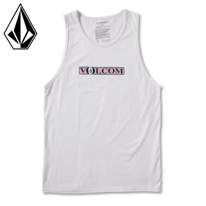 ボルコム ノースリーブ タンクトップ メンズ ストリート Tシャツ BLATTER TANK VOLCOM A4512101
