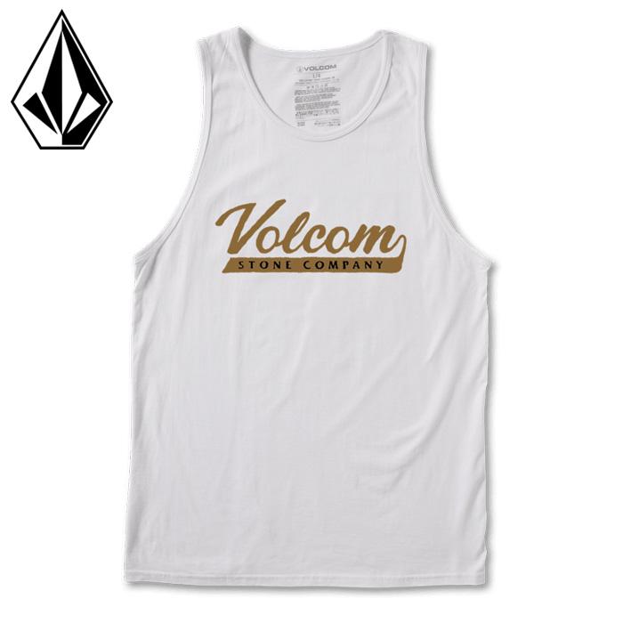 ボルコム メンズ ストリート ノースリーブ タンクトップ Tシャツ カジュアル VOLCOM A4522103