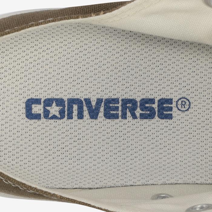 コンバース スニーカー オールスター ライト OX シューズ 31304860 ブラウン 軽量