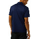 アシックス トレーニング ジム メンズ ポロシャツ ネイビー 半袖 ASICS 2031C240 400